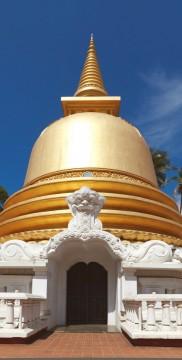 Złota Świątynia w Dambulli